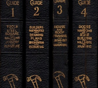 Audel Carpenters Guides 1923