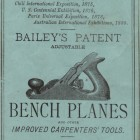 Stanley Pocket Catalogue 1884