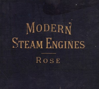 Modern Steam Engines 1887 Joshua Rose