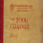 Montgomery & Co. Tool Catalogue 1897 & Price List