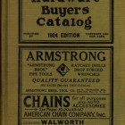 Hardware Buyers Catalog 1924