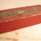 CHAS. H. IRWIN AUGER BIT SET IN BOX