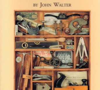 ANTIQUE & COLLECTIBLE STANLEY TOOLS JOHN WALTER 2nd ED 1996