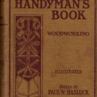 Handyman's Book…Woodworking Hasluck 1906